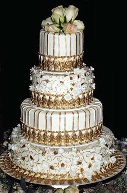 تورتة العروسه - تورتة العروسه 2012 - احدث تورت العروسه OzGOLDRIBB.JPG