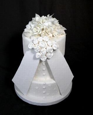 تورتة العروسه - تورتة العروسه 2012 - احدث تورت العروسه P1000514.JPG